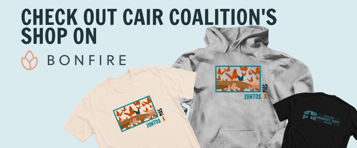 Check out CAIR Coalition's Shop on Bonfire!