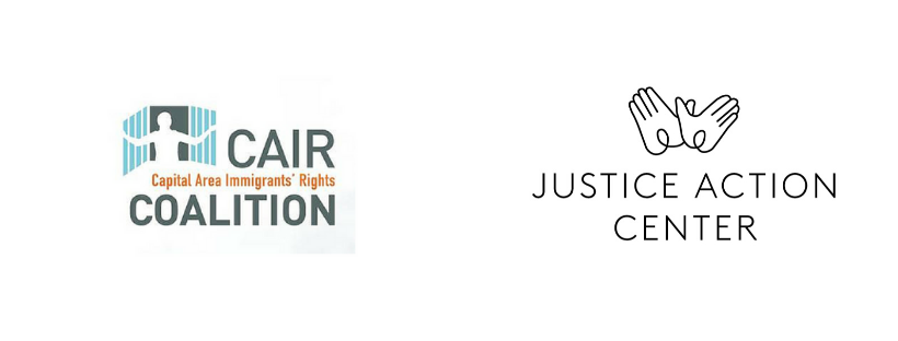 CAIR Coalition and Justice Action Center